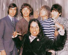 Joan Baez & The Rolling Stones