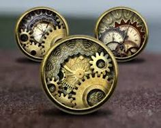 Art Supplies Expressive Lot 100g Antique Steampunk Gears Charms Pendant Clock Watch Wheel Gear Diy Craft
