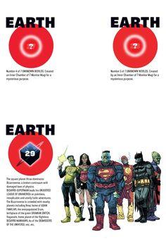 Earth-27, Earth-28, and Earth-29