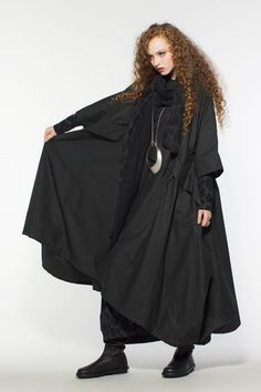 Ono Dress in Black Carnaby