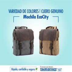 Regresa a clase con mochila nueva. Rápido, confiable y seguro con TransExpress.