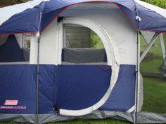 Amazon.com: Coleman Elite WeatherMaster 6 Tent: Sports & Outdoors