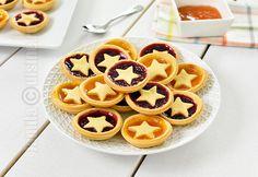 Mini tarte cu gem