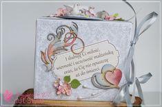 Craft Style blog: Pudełeczko powiedz przecie...