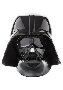Event & Party New Cosplay Black Rubies Star Wars Darth Vader Toy Gas Mask Festival Party Halloween Mask Party Masks