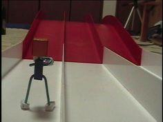 Mrぼっくすの「ミニ四駆」研究 攻略!スロープに潜む魔物 飛べ!まっすぐに!! - YouTube