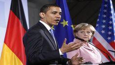 """Obama asked from Merkel to retreat otherwise ...""/""Ο Ομπάμα ζήτησε από την Μέρκελ να υποχωρήσει αλλιώς..."""