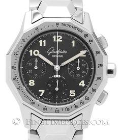 GLASHÜTTE ORIGINAL | Sport Chronograph Automatik Medium | Ref. 10-66-37-41-04