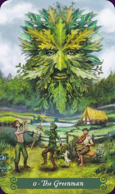 Green Witch Tarot:  Winter is a good season for reading and studying Tarot. With the world outside cloaked in cold, it is easier to look inward, and find what may need fixing within yourself, or in your life. Tarot is a perfect tool for such endeavors.