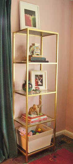 DIY Olive Lane: Ikea Hack : Vittsjo Coffee Table