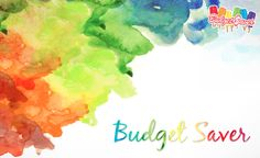 At Budget Saver we have cool treats and great values!