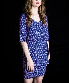 This Appaloosa Nouveau Sheath Dress by Leota is perfect! #zulilyfinds