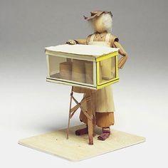 Corn Husk Crafts, Corn Husk Dolls, Crafts To Make, Origami, Leaves, Traditional, Diy, Handmade Dolls, Yandex