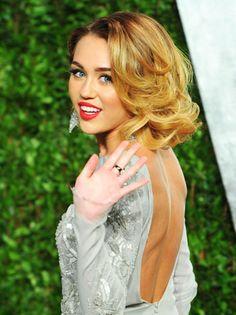 Miley rocked the Oscars