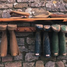 Boot Wall: http://www.coxandcox.co.uk/products/wall-mounted-boot-rack/in/the-great-outdoors