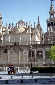Seville, Andalusia_ Spain