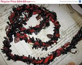 Vermont Here we Come Witch's Ladder Handfasting Wicca Witchcraft Prayer beads Rosary Pagan Wiccan-Moonspell Crafts