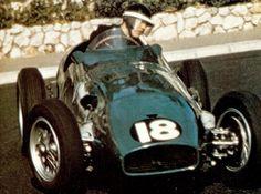 Mike Hawthorn, Monaco 1955, Vanwall VW 55