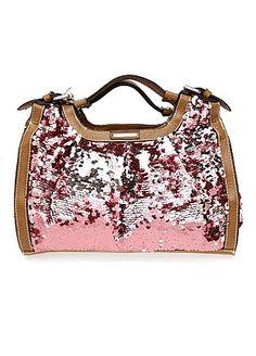 Sisley sequined bag