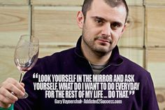 Gary Vaynerchuk being awesome