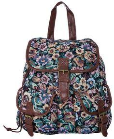 Product Description, Backpacks, Bags, Vintage, Fashion, Handbags, Moda, Fashion Styles, Backpack