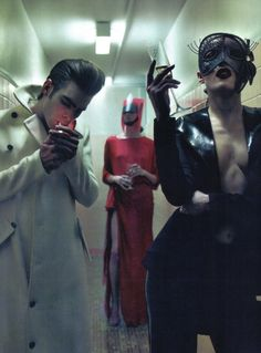 Steven Klein for Vogue Italia Photo