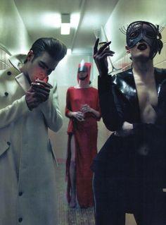 Steven Klein - Vogue Italia.