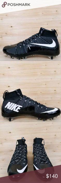 e7de573e1f5 NIKE VAPOR UNTOUCHABLE TD FLYKNIT FOOTBALL CLEATS New without box pair of  Nike Vapor Untouchable TD