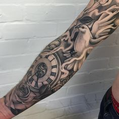 "266 Likes, 4 Comments - @joel_p_blake on Instagram: ""Healed work on Chris 😎"""