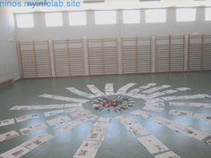 Montessori Classroom, Classroom Themes, Reggio Emilia, Welcome Door, Spring Door, Orange Walls, Home Activities, Classic Interior, How To Make Ornaments