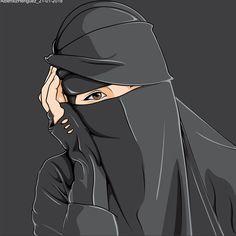 I love hijab . Hijab Niqab, Muslim Hijab, Mode Hijab, Cute Muslim Couples, Muslim Girls, Muslim Women, Hijabi Girl, Girl Hijab, Diy Art