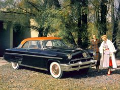 1953 Mercury Monterey Special Custom Sport Coupe