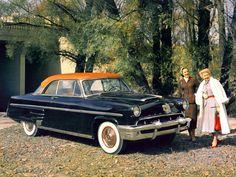 Mercury Custom Sport Coupe 1953.