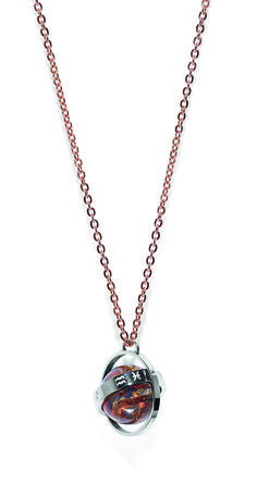 Zodiaco necklace - Blooming Glass 2014 - Antica Murrina
