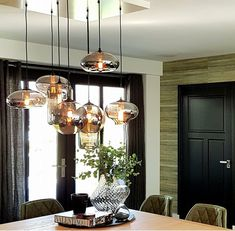 Project Styled by Mie Library Lighting, Salon Lighting, Interior Lighting, Home Lighting, Deco Luminaire, Luminaire Design, Dining Table Lighting, Interior Desing, Room Lamp