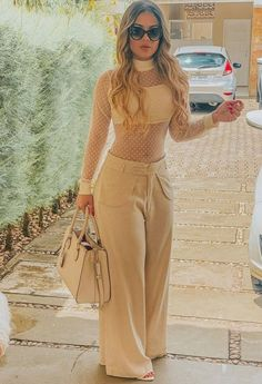 Classy Outfits, Casual Outfits, Fashion Outfits, Womens Fashion, Looks Chic, Casual Looks, Jumpsuit Dress, Work Attire, Casual Chic