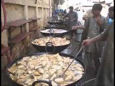 BUTT Samosa and Snacks 28 Aug 2009 Lahore Pakistan - YouTube