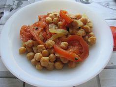 Greckie smaki: Ciecierzyca zapiekana