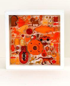 Robin Ayres – Box of Color/Orange