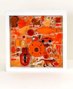 Robin Ayres – Box of Color/Orange