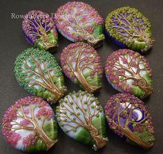 Beautiful glass art and beads!