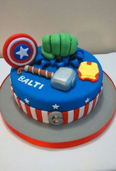 Elegant Picture of Avengers Birthday Cake Ideas . Avengers Birthday Cake Ide… Elegant Picture of Avengers Birthday Cake Ideas . Avengers Birthday Cake Ideas Vengadores Cake Visit To Grab An Amazing Super Hero Shirt Now On - Avengers Birthday Cakes, Superhero Birthday Cake, Superhero Party, 5th Birthday, Super Hero Birthday, Birthday Ideas, Birthday Parties, Batman Party, Pastel Avengers