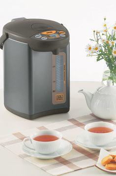 New Color! Micom Water Boiler & Warmer CD-WBC30/40 http://www.zojirushi.com/products/cdwbc