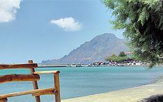 PLAKIAS VILLAGE - coastal village on the south of Crete.