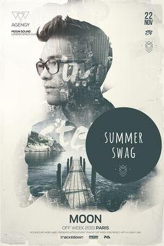 Timeless Poster on Behance