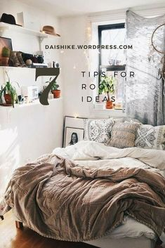 Some tips for redoing once's room.