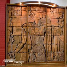 Szafa na wymiar w egipskim stylu :) http://www.szafynawymiar.waw.pl/index.php?a=galeria&b=szafy