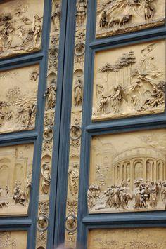 Doors of Paradise, Lorenzo Ghiberti