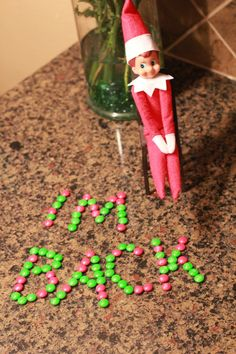 Elf on the Shelf Ideas for Arrival - Mommysavers