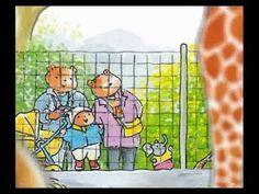 Bobbi naar de dierentuin Kids Zoo, Digital Story, Bible Crafts, Safari, Little Girls, Preschool, Youtube, Animals, Kunst